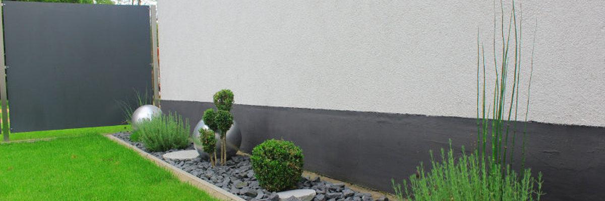 Création et aménagement de jardin dans les environs de Uchaud